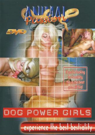 dog power girls apdv159-1