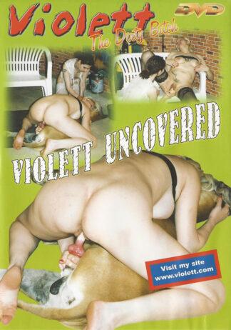 Violett uncovered animal sex
