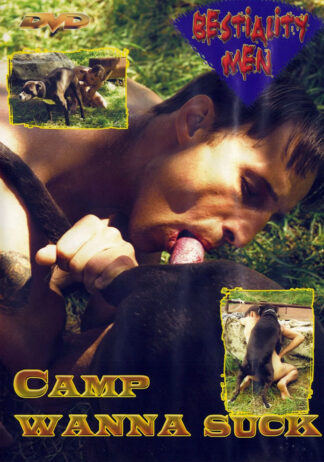 Bestiality Men Camp Wanna Suck - Gay Animal Dog Sex