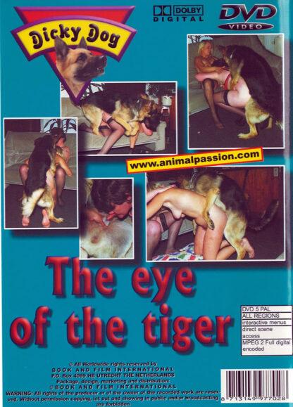 Dicky Dog They Eye of The Tiger - Dog Animal Sex DVD