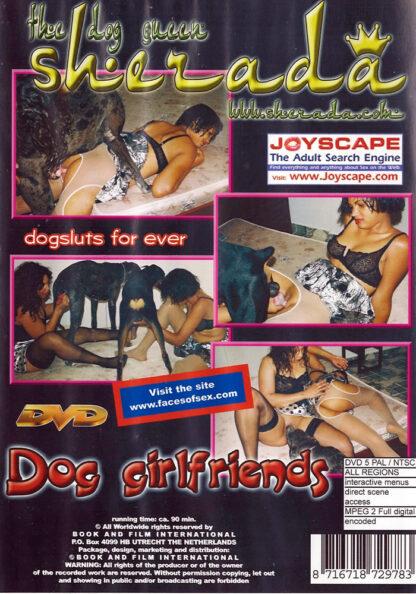 Dog girlfriends - The dog queen Sherada Animal Sex