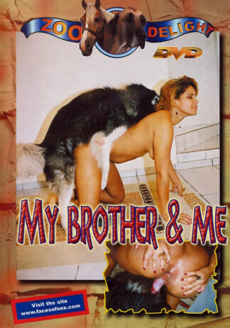 My Brother & Me - Zoo Delight Animal Sex DVD