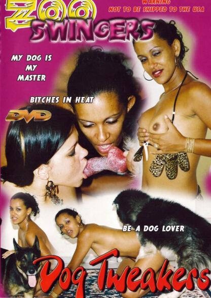 Dog Tweakers - Zoo Swingers Animal Sex DVD